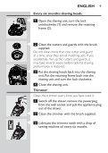 Philips Rasoir électrique - Mode d'emploi - THA - Page 7