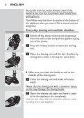 Philips Rasoir électrique - Mode d'emploi - EST - Page 6