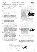 KitchenAid VT 265 SL - Microwave - VT 265 SL - Microwave ET (858726599890) Istruzioni per l'Uso - Page 3