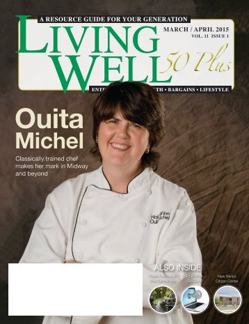 Living Well 60+ March – April 2015