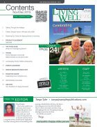 Living Well 60+ November – December 2015 - Page 4