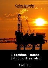 O Petróleo é nosso, é do povo Brasileiro