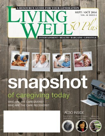 Living Well 60+ September-October 2014