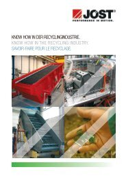 know how in der recyclinGindUstrie. know how in the recyclinG ...