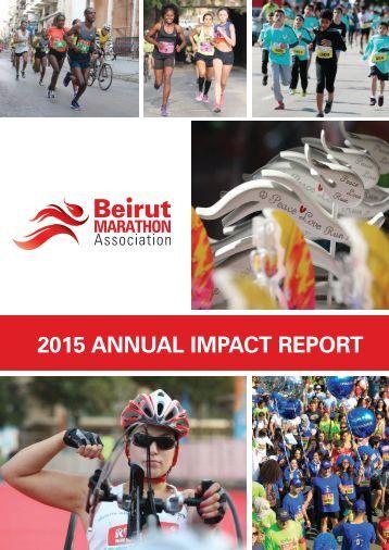 2015 ANNUAL IMPACT REPORT