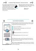 KitchenAid VT 265 SL - Microwave - VT 265 SL - Microwave SK (858726599890) Istruzioni per l'Uso - Page 6