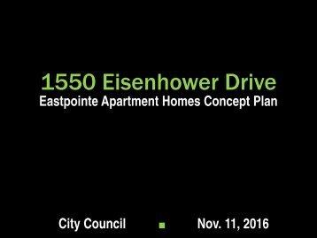 1550 Eisenhower Drive