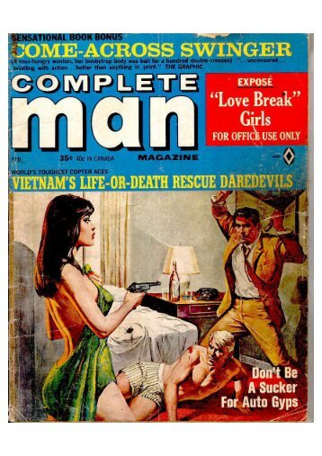 Complete Man-vol.7no.1 -Feb 1967
