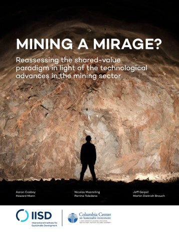 MINING A MIRAGE?