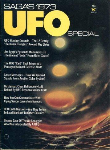Saga's 1973 UFO Special