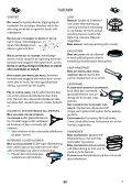 KitchenAid JT 366 BL - Microwave - JT 366 BL - Microwave NO (858736615490) Istruzioni per l'Uso - Page 5