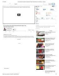 Do You Know How Salt Connected with Vastu_ Yes Salt Can Correct Vastu - YouTube