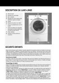 KitchenAid MAXY 12 - Washing machine - MAXY 12 - Washing machine FR (857007686100) Istruzioni per l'Uso - Page 4