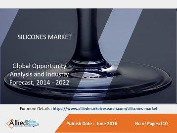 silicones market