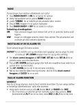 Philips Radio-réveil - Mode d'emploi - DAN - Page 5