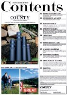 County Lifestyle And Leisure Magazine November 2016 - Page 4