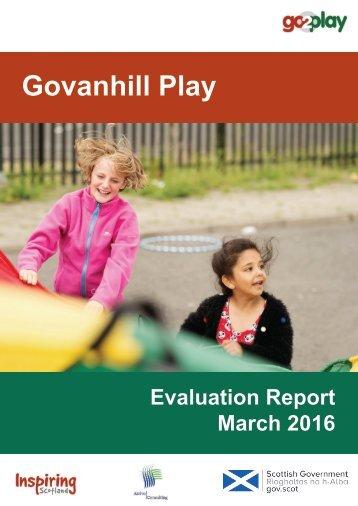 Govanhill Play