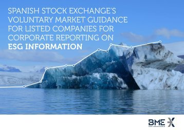 Spanish_Stock_Exchange_s_voluntary_market_guidance_for_listed_companies_for__corporate_reporting_on_ESG_information