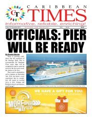 Caribbean Times 34th Issue
