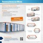 Container & Raumsysteme mieten & kaufen - Seite 4