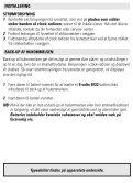 Philips Radio-réveil - Mode d'emploi - DAN - Page 4