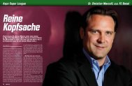 Dr. Christian Marcolli, ua FC Basel - Marcolli Sport Psychology