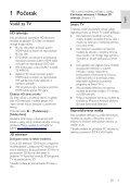 Philips 5000 series Téléviseur LED Smart TV - Mode d'emploi - SRP - Page 3