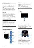 Philips 5000 series Téléviseur LED Smart TV - Mode d'emploi - SRP - Page 4