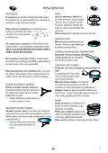 KitchenAid JT 366 WH - Microwave - JT 366 WH - Microwave SK (858736699290) Istruzioni per l'Uso - Page 5