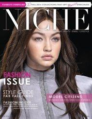NICHE style Fall 2016
