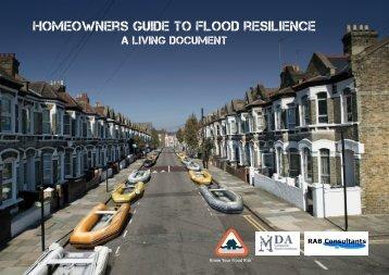 Homeowners Guide to Flood resilience