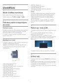 Philips 5000 series Téléviseur LED plat Full HD - Mode d'emploi - LAV - Page 7