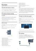 Philips 5000 series Téléviseur LED plat Full HD - Mode d'emploi - TUR - Page 7