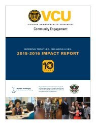 2015-2016 IMPACT REPORT