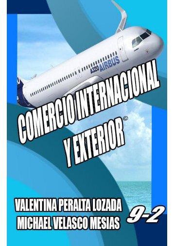 COMERCIO INTERNACIONAL Y EXTERIROR