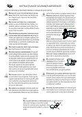 KitchenAid VT 265 WH - Microwave - VT 265 WH - Microwave RO (858726599290) Istruzioni per l'Uso - Page 3