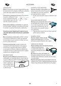 KitchenAid VT 265 WH - Microwave - VT 265 WH - Microwave RO (858726599290) Istruzioni per l'Uso - Page 5