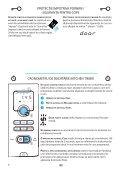 KitchenAid VT 265 WH - Microwave - VT 265 WH - Microwave RO (858726599290) Istruzioni per l'Uso - Page 6