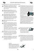 KitchenAid VT 265 WH - Microwave - VT 265 WH - Microwave SK (858726584290) Istruzioni per l'Uso - Page 3