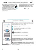 KitchenAid VT 265 WH - Microwave - VT 265 WH - Microwave SK (858726584290) Istruzioni per l'Uso - Page 6