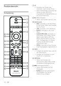 Philips Home Cinéma - Mode d'emploi - DEU - Page 4