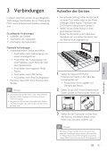 Philips Home Cinéma - Mode d'emploi - DEU - Page 7