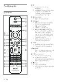 Philips Home Cinéma - Mode d'emploi - SWE - Page 4