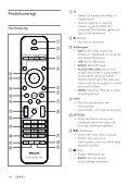 Philips Home Cinéma - Mode d'emploi - DAN - Page 4