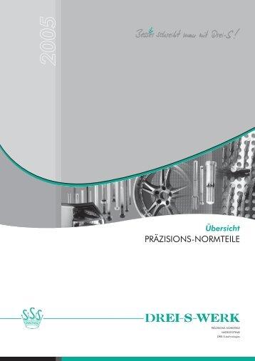 PRÄZISIONS-NORMTEILE - Drei-S-Werk