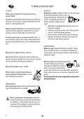 KitchenAid JT 366 BL - Microwave - JT 366 BL - Microwave FI (858736615490) Istruzioni per l'Uso - Page 4