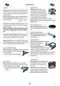 KitchenAid JT 366 BL - Microwave - JT 366 BL - Microwave FI (858736615490) Istruzioni per l'Uso - Page 5