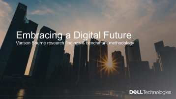 Embracing a Digital Future
