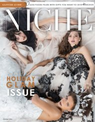 NICHE style Holiday 2016