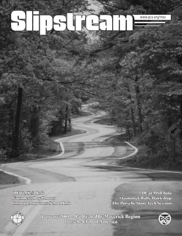 Slipstream - January 2001